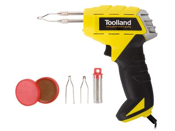 Toolland - WSG100 - Soldeerpistool - 100 Watt - Netstroom
